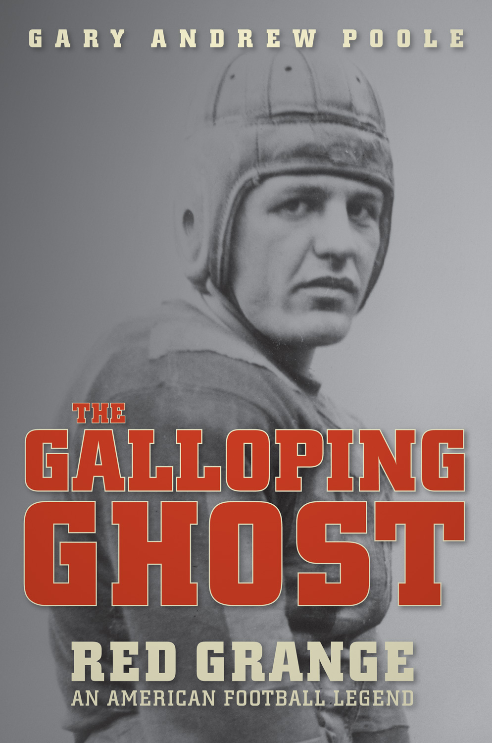 The Galloping Ghost book cover